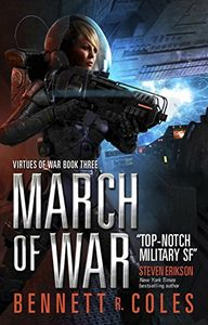 [Virtues Of War: Book 3: March Of War (Product Image)]