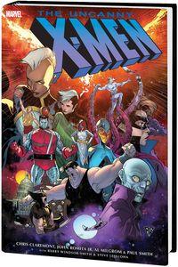 [Uncanny X-Men: Omnibus: Volume 4 (Silva Cover Hardcover) (Product Image)]