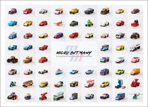 [Micro But Many: An Unofficial Micro Machines Collection (Hardcover) (Product Image)]