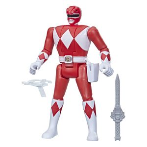 [Power Rangers: Retro Morph Action Figure: Figure Red Ranger (Product Image)]
