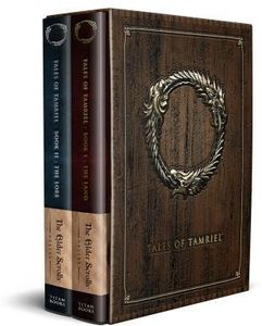 [The Elder Scrolls Online: Volumes I & II: The Land & The Lore (Hardcover) (Product Image)]