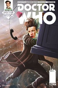 [Doctor Who: 11th Doctor: Year Three #3 (Cover A Ianniciello) (Product Image)]