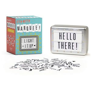 [Itty Bitty Marquee: Light It Up! (Product Image)]
