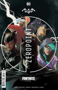 [Batman/Fortnite: Zero Point #1 (2nd Printing) (Product Image)]