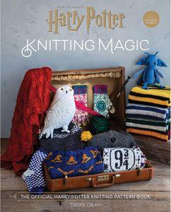 [Harry Potter: Knitting Magic: Knitting Pattern Book (Hardcover) (Product Image)]