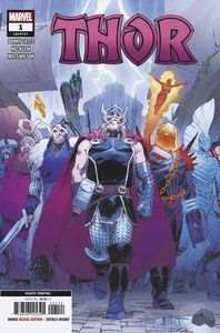 [Thor #1 (4th Printing Variant) (Product Image)]