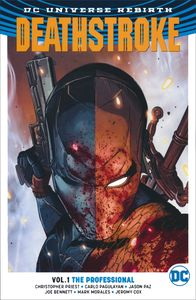 [Deathstroke: Volume 1: The Professional (Rebirth) (Product Image)]