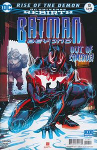 [Batman Beyond #10 (Product Image)]