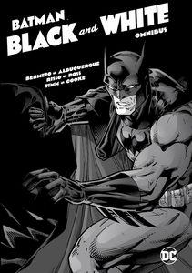 [Batman: Black & White: Omnibus (Hardcover) (Product Image)]