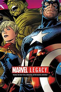 [Marvel Legacy (Hardcover) (Product Image)]