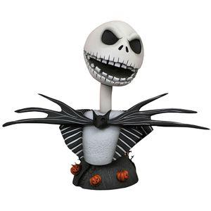 [Nightmare Before Christmas: Legendary Film Bust: Jack Skellington (Product Image)]