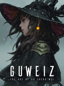 [The Art Of Guweiz (Hardcover) (Product Image)]
