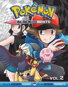 [Pokemon: Black & White: Volume 2 (Product Image)]