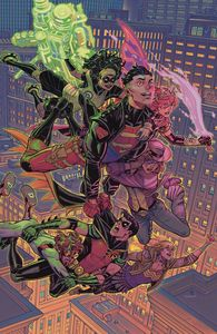[Young Justice #9 (Card Stock Variant Edition) (Product Image)]
