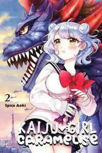[Kaiju Girl Caramelise: Volume 2 (Product Image)]
