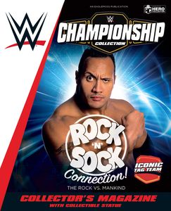 [WWE Championship Collection Special #2: The Rock & Sock Connection (Product Image)]