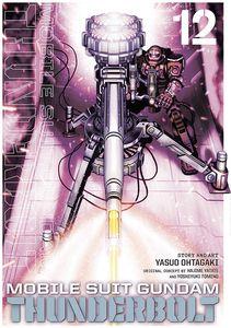 [Mobile Suit Gundam: Thunderbolt: Volume 12 (Product Image)]