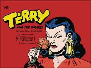 [Terry & Pirates: George Wunder Years: Volume 1: 1946-1948 (2nd Edition Hardcover) (Product Image)]