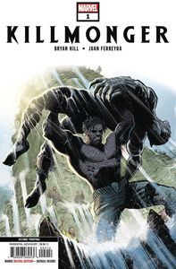 [Killmonger #1 (2nd Printing Ferreyra Variant) (Product Image)]