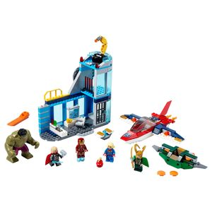 [LEGO: Marvel Avengers: Wrath Of Loki (Product Image)]