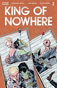 [King Of Nowhere #2 (Cover A Jenkins) (Product Image)]