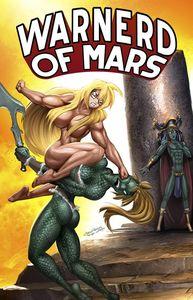 [Gold Digger: Warnerd Of Mars (Product Image)]
