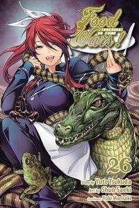 [Food Wars!: Shokugeki No Soma: Volume 26 (Product Image)]