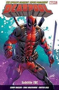[Deadpool: World's Greatest: Volume 9: Deadpool In Space (UK Edition) (Product Image)]