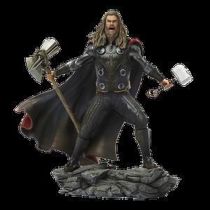 [Avengers Infinity Saga: Ultimate Art Scale Statue: Thor (Product Image)]