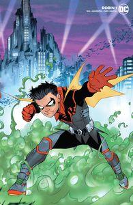 [Robin #1 (Cover B Gleb Melnikov Wraparound Variant) (Product Image)]