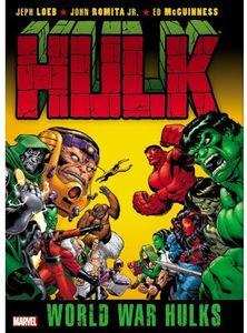 [Hulk: World War Hulks (Hardcover) (Product Image)]