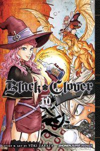 [Black Clover: Volume 10 (Product Image)]