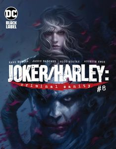 [Joker/Harley: Criminal Sanity #8 (Cover A Francesco Mattina) (Product Image)]