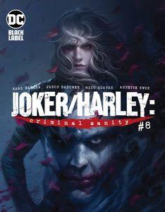 [Joker/Harley: Criminal Sanity #8 (Cover A Francesco Mattina) (Product Image)]