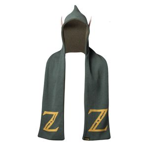 [Legend Of Zelda: Hooded Scarf With Ears (Product Image)]