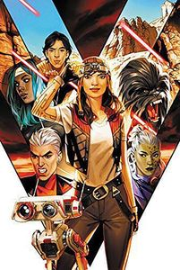 [Star Wars: Doctor Aphra: Volume 1: Fortune & Fate (Product Image)]