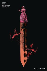 [Buffy The Vampire Slayer #8 (Cover D Preorder Carey Variant) (Product Image)]