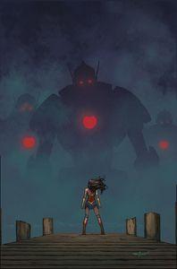 [Wonder Woman #760 (Product Image)]
