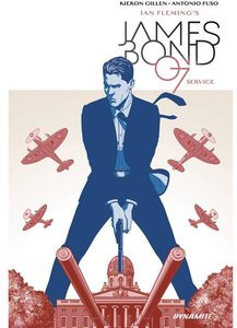 [James Bond: Service (Special - Signed Edition) (Product Image)]