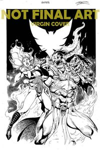 [Vampirella #13 (Castro Virgin Variant) (Product Image)]