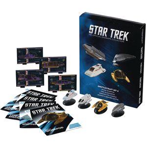 [Star Trek Starships Set #8: Shuttle Set 6 (Product Image)]
