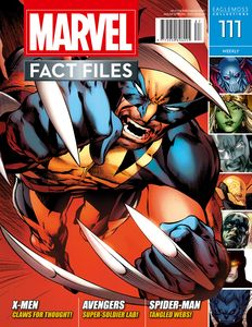 [Marvel Fact Files #111 (Product Image)]