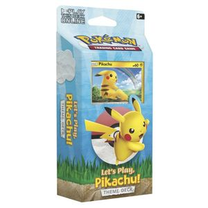 [Pokemon: Theme Deck: Lets Play Pikachu Eevee! (Product Image)]
