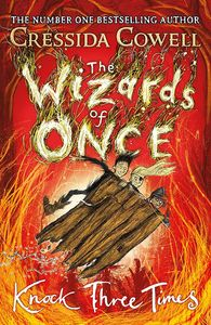 [The Wizards Of Once: Book 3: Knock Three Times (Hardcover) (Product Image)]