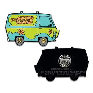 [Scooby Doo: Enamel Pin Badge: Mystery Machine (Product Image)]
