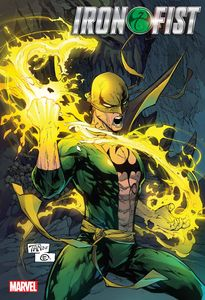 [Iron Fist: Heart Of Dragon #1 (Product Image)]