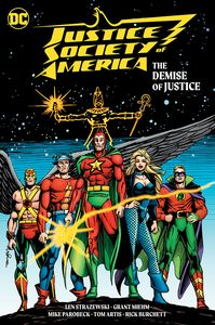 [Justice Society Of America: The Demise Of Justice (Product Image)]