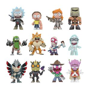 [Rick & Morty: Mystery Minis: Series 2 (Product Image)]