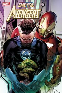 [The cover for Empyre Aftermath: Avengers #1]
