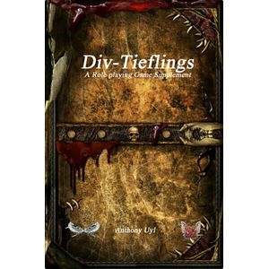 [Div-Tieflings: A Roleplaying Game Supplement (Product Image)]
